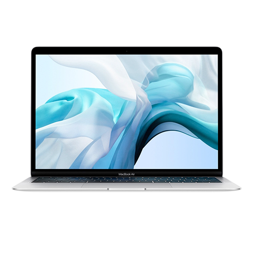 Apple MacBook Air 13 inch 1.6Ghz Dual-Core 256GB Silver