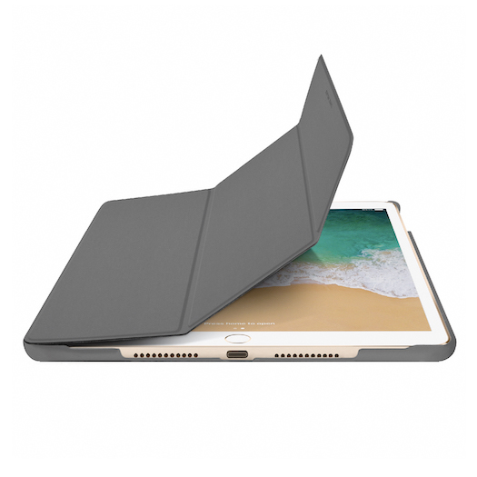 Macally Protective Case And Stand For iPad Pro 10.5 inch Grey