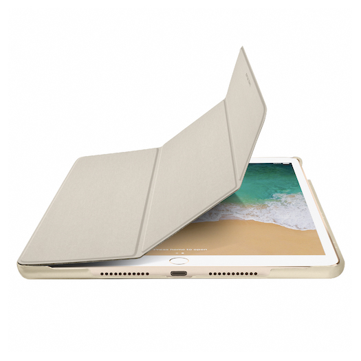 Macally Protective Case And Stand For iPad Pro 10.5 inch Gold