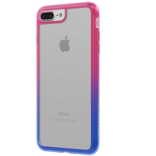 outlet store 73179 de7f5 Body Glove Ghost Fusion Case For iPhone 7/8 PLUS Blue/Pink