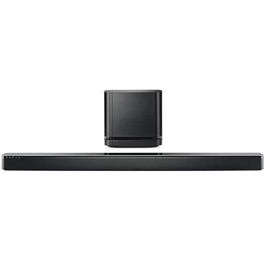 Bose Soundbar 500 + Bose Bass Module Black