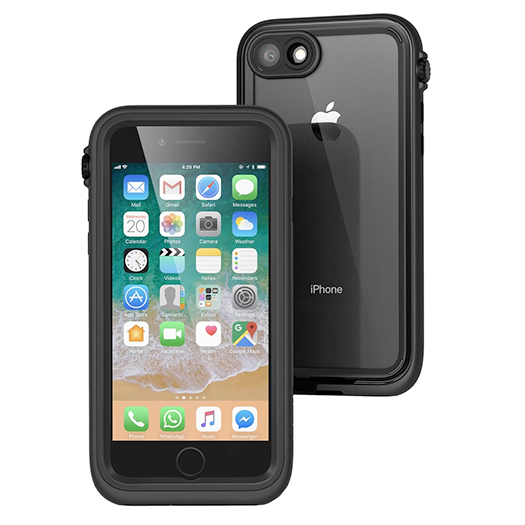 catalyst iphone case catalyst waterproof for iphone 8 stealth black shop 5614