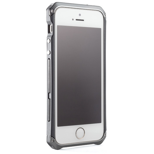 outlet store 96f41 2fbea Element Case Solace Chroma Cover For iPhone 5/5S Gunmetal