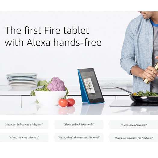 Amazon Kindle Fire Full HD 10 inch Tablet 32GB With Alexa Hands-Free (With  Special Offers) Black