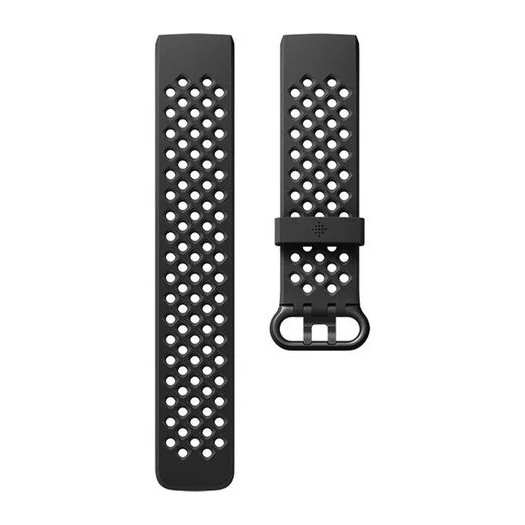 Fitbit Sport Band For Charge 3 Large Black