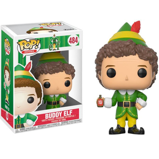 Funko Pop! Movies Elf - Buddy