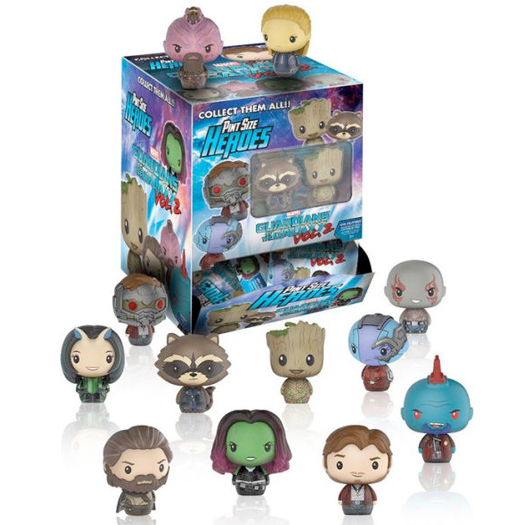 Funko Pint Sized Heroes - Guardians of The Galaxy 2 (24 Pack)