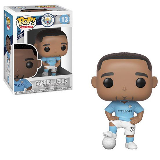 Funko Pop! Football Manchester City - Gabriel Jesus