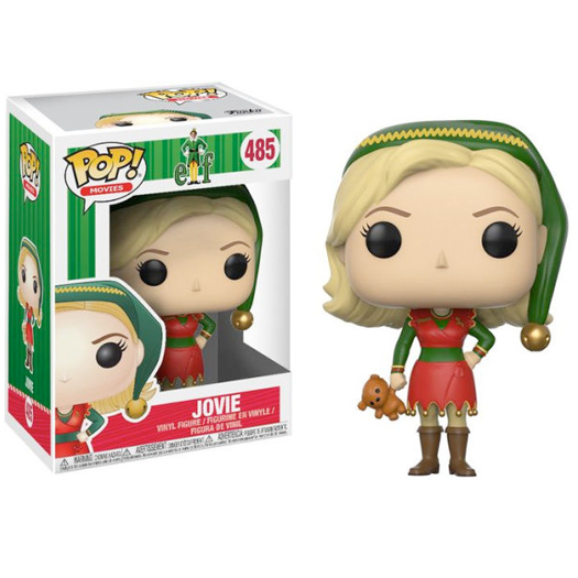 Funko Pop! Movies Elf - Jovie (Elf Outfit)