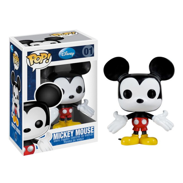 Funko Pop! Disney - Mickey Mouse