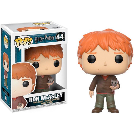 Funko Pop! Movies Harry Potter S4 - Ron Weasley