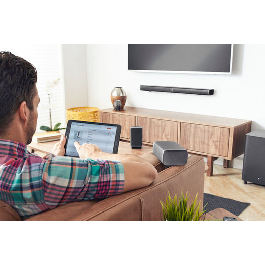 Jbl Bar Studio 5 1 4k Ultra Hd Soundbar With True Wireless