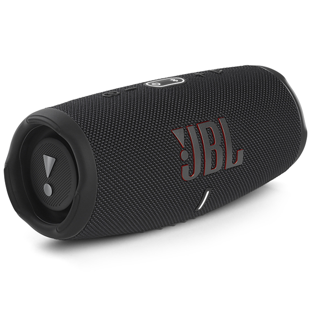 JBL Charge 5 Waterproof Portable Bluetooth Speaker Black