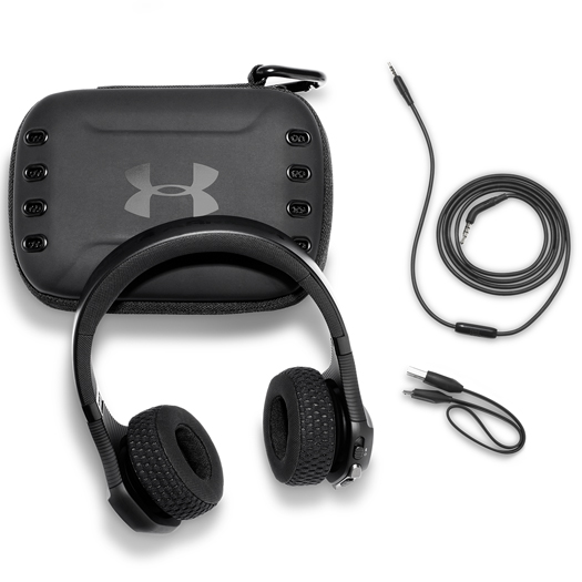 3e6340ee512 JBL Under Armour Sport Wireless Train Headphones Black - Shop and ...