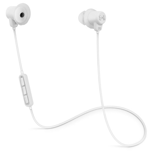 68f16f1d055 JBL Under Armour Sport Wireless Earphones White - Shop and Ship ...