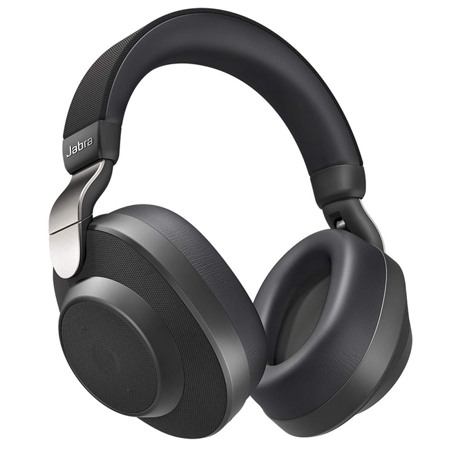 Jabra Elite 85h Wireless Headphones Titanium Black