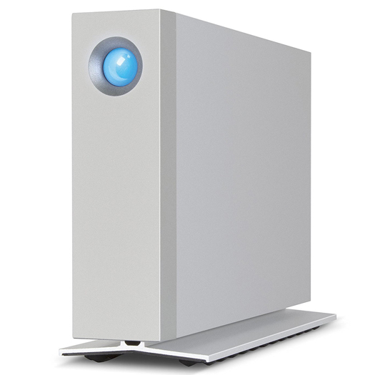 how to use lacie hard drive on mac