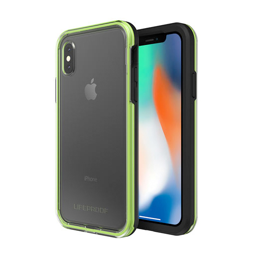 buy popular 971a0 7554a Lifeproof SLAM Drop Proof Case For iPhone X/Xs Black