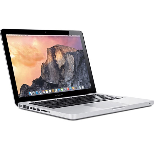 Apple MacBook Pro 13 inch 2.5Ghz 4GB 500GB HDD Used (2012)