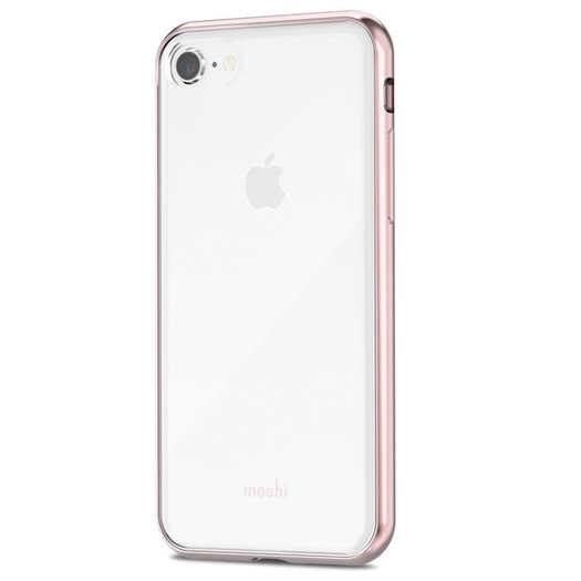 reputable site 91022 9e167 Moshi Vitros Cover For iPhone 8/7 Pink