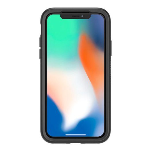 timeless design e7813 5678a Otterbox Symmetry Case For iPhone X/Xs Black