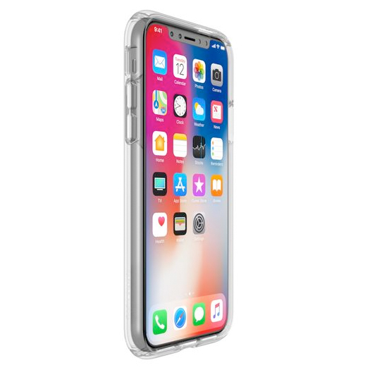ad9a58ea3b Speck Presidio Case For iPhone X/Xs Clear - Shop and Ship Online ...