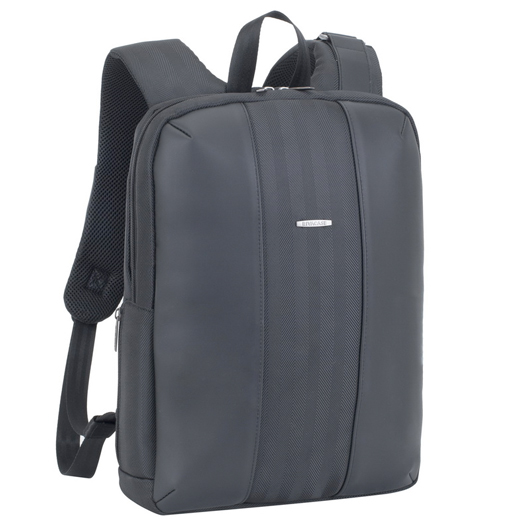 Rivacase Business Backpack For Laptops Up To 14 inch Black