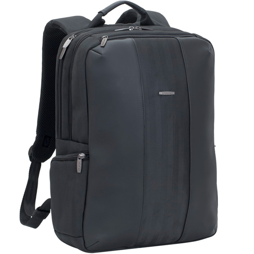 Rivacase Business Backpack For Laptops Up To 15.6 inch Black