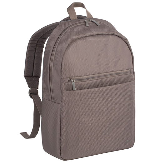 Rivacase Backpack For Laptops Up To 15.6 inch Khaki