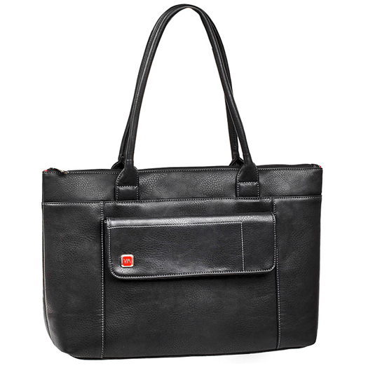 e2ccb1c3b562 Rivacase Lady's Laptop Bag For Laptops Up To 15.6 inch Black
