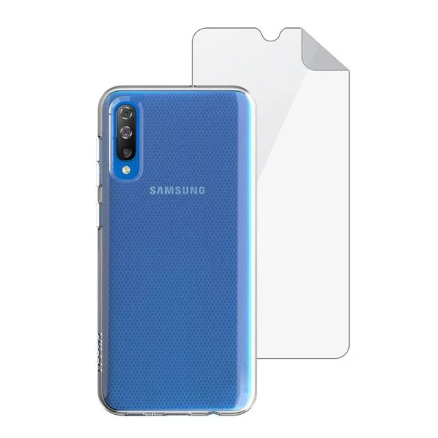 Skech Matrix SE Case For Galaxy A50 With Infinity Screen Guard Clear