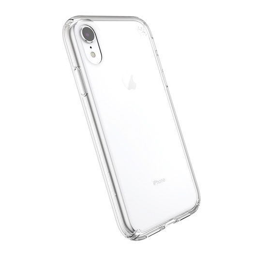 best website 17104 27d74 Speck Presidio Stay Case For iPhone XR Clear/Clear