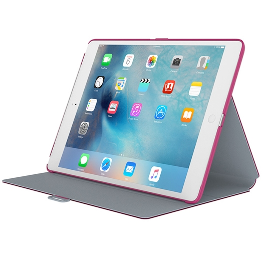 best website 6461e 67b66 Speck StyleFolio For iPad Pro 12.9'' Pink/Grey