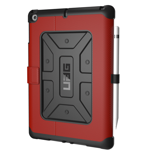 UAG Metropolis Case For iPad 9.7 inch (5th & 6th Gen 2017) Red