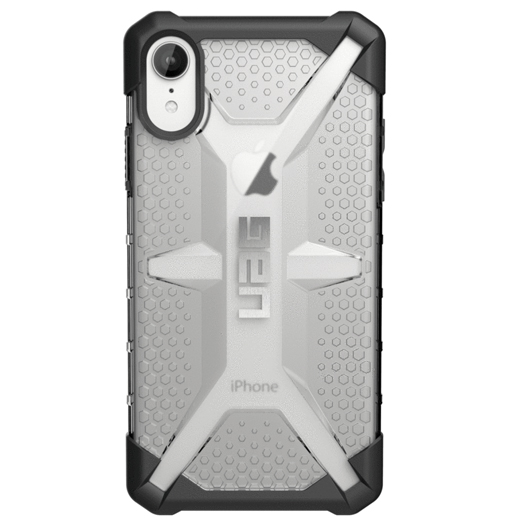 super popular 90fd4 121ee UAG Plasma Case For iPhone XR Ice Clear