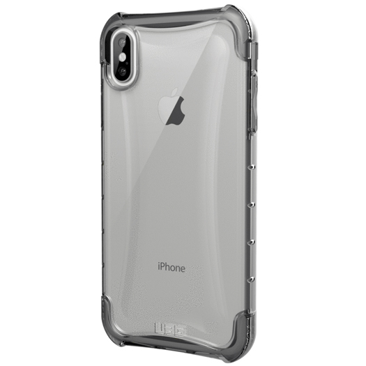 UAG Plyo Case For iPhone Xs Max Ice Clear