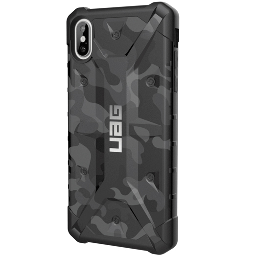 UAG Pathfinder Case For iPhone Xs Max Midnight Camo