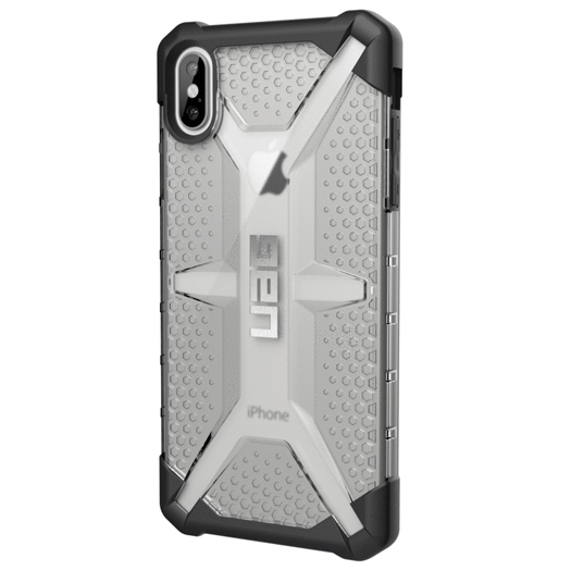 quality design 58cec 2a769 UAG Plasma Case For iPhone Xs Max Ice Clear