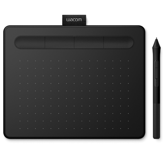 Wacom Intuos M Drawing Tablet Black
