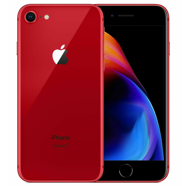 Apple iPhone 8 64GB Red Pre Owned