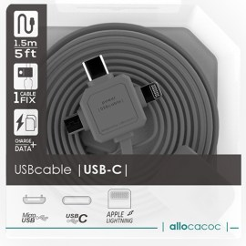 Allocacoc 3-In-1 USB Charge Sync Cable Black.jpg