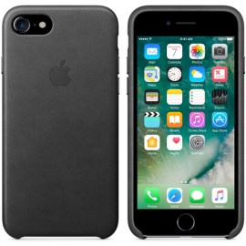 Apple Leather Case For iPhone 7 Black.jpg