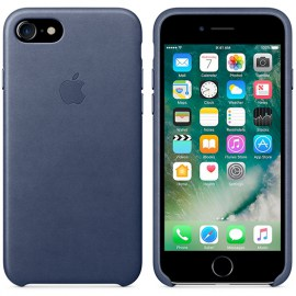 Apple Leather Case For iPhone 7 Midnight Blue.jpg