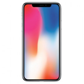 Apple iPhone X Silver 2