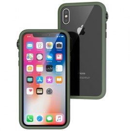 Catalyst iPhone X Army Green 1