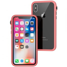 Catalyst iPhone X Coral 1