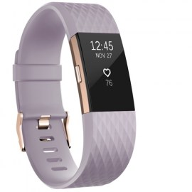 Fitbit Charge 2 Lavender Rose Gold 16