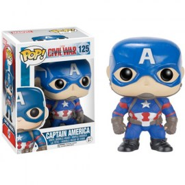 Funko Civil War CPT America