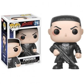 Funko Daredevil Punisher