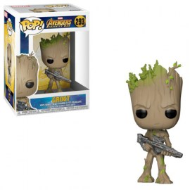 Funko Groot With Blaster